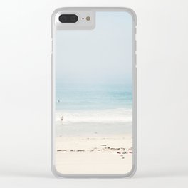 Sun and Fun Redondo Beach Clear iPhone Case