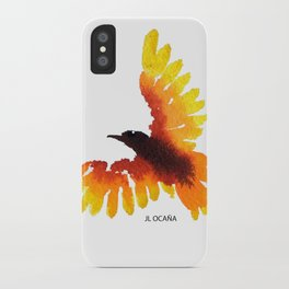 Hope bird. iPhone Case