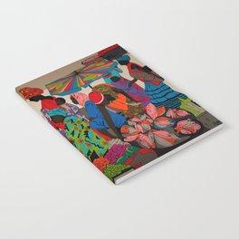 African market 3 Notebook