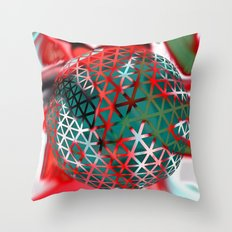 Abstract Game Throw Pillow