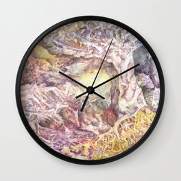 Enchanted Land Wall Clock
