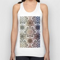 glass Tank Tops featuring GLASS by Zeno Photography