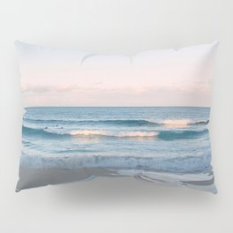 Sunset surf Pillow Sham