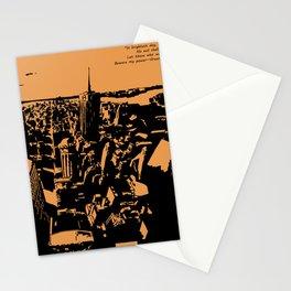 Emerald Night Stationery Cards