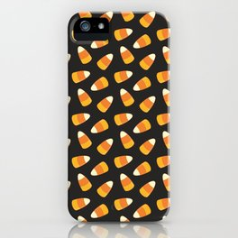 Candy Corn // Halloween Collection iPhone Case