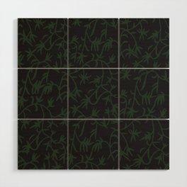 Foliage (Patterns Please) Wood Wall Art