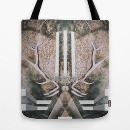 Elk Spirit Tote Bag