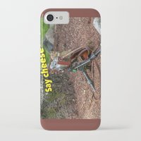 photographer iPhone & iPod Cases featuring Photographer by Robert Raney