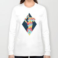 lucy Long Sleeve T-shirts featuring Lucy by Popsicle Illusion