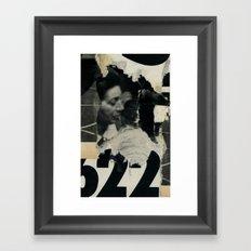 622 Framed Art Print