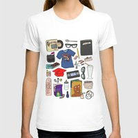 ghost world T-shirts featuring Ghost World by Shanti Draws