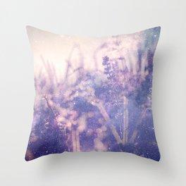 Wild Space Throw Pillow