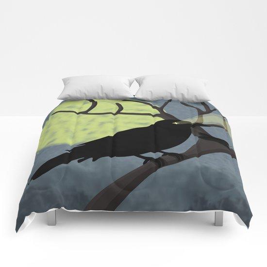 Crow Comforters