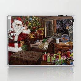Snappy Santa Laptop & iPad Skin