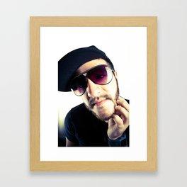 Duncan Framed Art Print