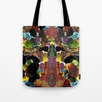 metallic Tote Bags featuring metallic by gasponce