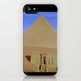The Other Pyramid iPhone Case