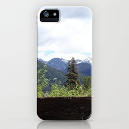 Peeking Out iPhone Case