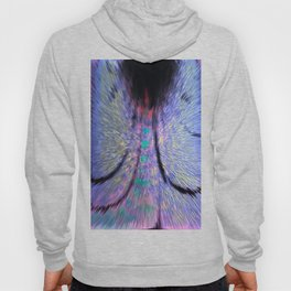 Abstract Creation - Butterfly Hoody
