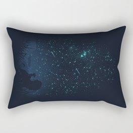 Under The Stars Rectangular Pillow