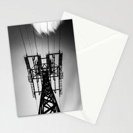 Roosevelt Island Tram Station Stationery Cards