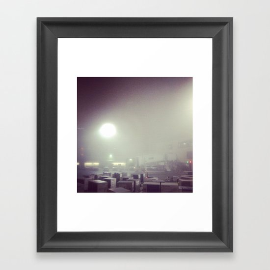 Travels Framed Art Print