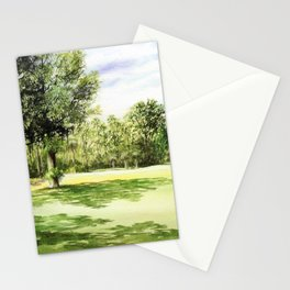 Perry Golf Course Florida Stationery Cards