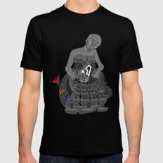 My Gift to You MEDIUM Mens Fitted Tee Black