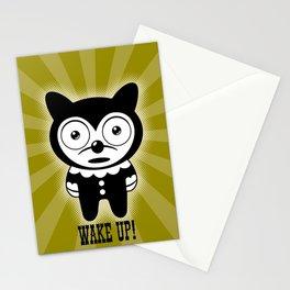 Wake Up! No. 3 Stationery Cards