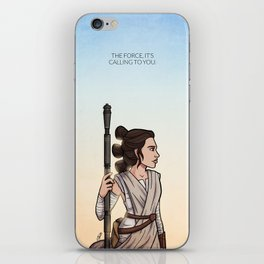 The Scavenger iPhone Skin