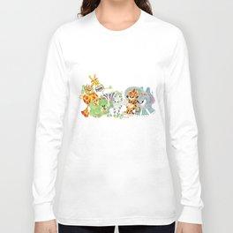 Animals - Best Friends! Long Sleeve T-shirt