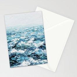 Atlantic Blues Stationery Cards