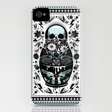 Russian Doll iPhone (4, 4s) Slim Case
