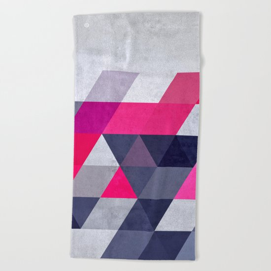 glww xryma Beach Towel