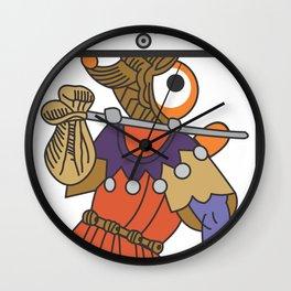 el ojo loco Wall Clock