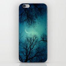Goodnight And Goodbye iPhone & iPod Skin