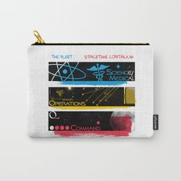 SpaceTime Continuum Carry-All Pouch