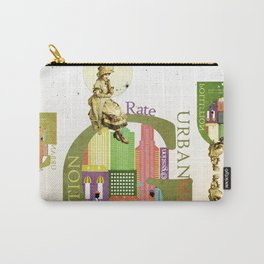 Live in the city 11 Carry-All Pouch