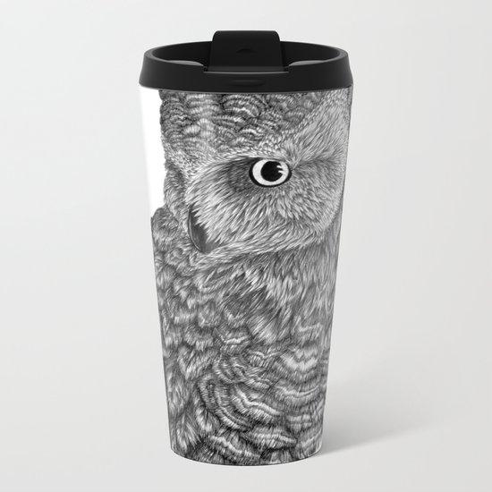 A Friend for Forsythe Metal Travel Mug