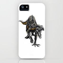 IndoRaptor iPhone Case