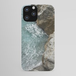Sea in Praiano iPhone Case