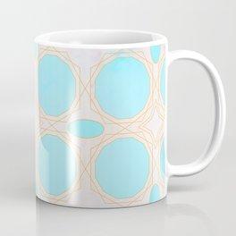 Pattern 3 Light Coffee Mug