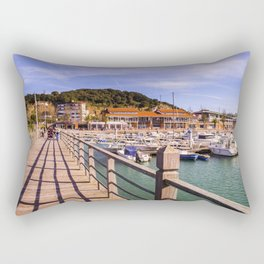 Zumaia Rectangular Pillow
