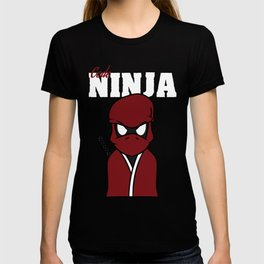 """""""Code Ninja Computer Coding"""" for computers codes and word-press addicts like you and your friend!  T-shirt"""