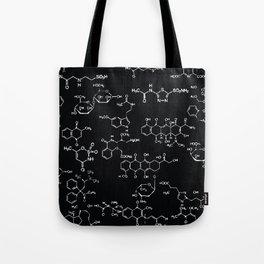 School chemical #9 Tote Bag