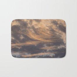 Pastel Sunset pt.3 Bath Mat