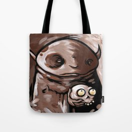 Evil Powers Tote Bag