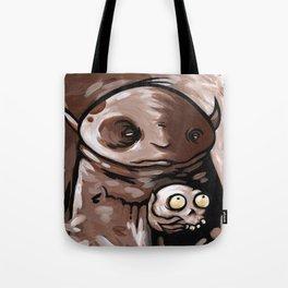 Evil Powers Tote Bag