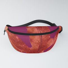 Red Wine Winter Nights, Romance Fanny Pack
