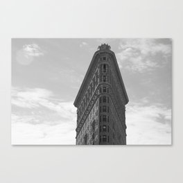 NYC / Flatiron Canvas Print